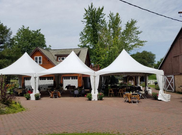 Event Essentials Frame Tents