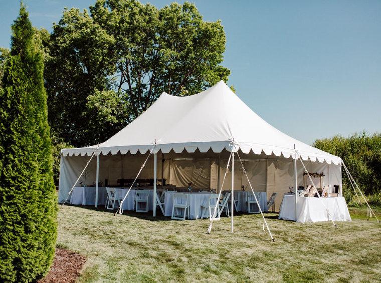 Event Essentials Pole Tents